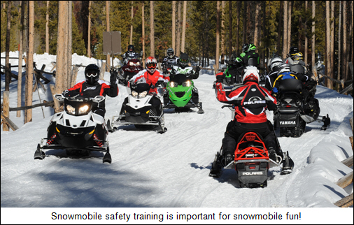 Snowmobileinfo.org an Important Source for Snowmobile Safety