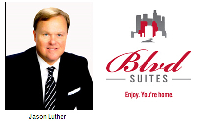 Jason Luther Promoted to President of Blvd Suites Corporate Housing