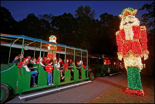 Callaway Gardens Fantasy In Lights And Its 8 Million