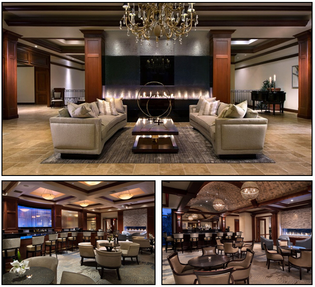Clive Daniel Hospitality Completes First Phase of $30M Quail West Clubhouse Renovation
