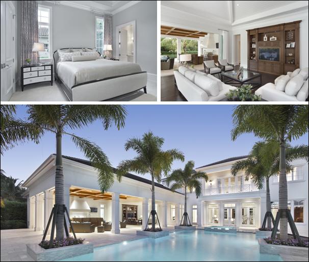 Clive Daniel Home Provides Interiors For 7m Naples