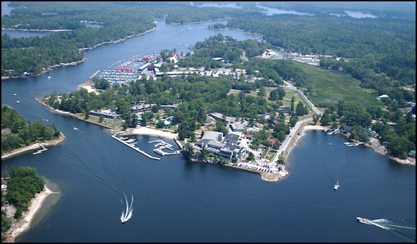 Enjoy muskoka the 39 number one vacation destination 39 this for Number one travel destination