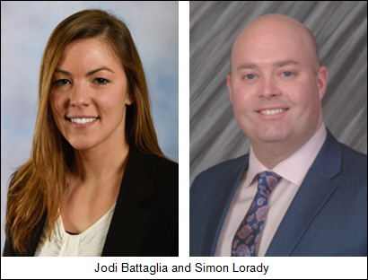 Delaware North Bolsters Business Development Team with Two New Additions