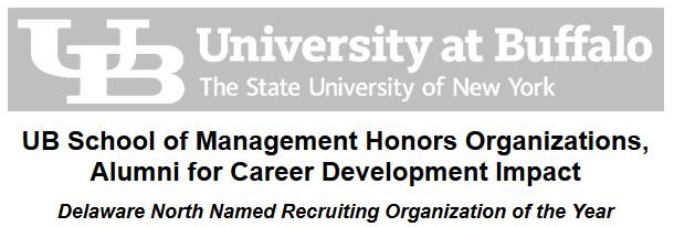UB School of Management Honors Organizations, Alumni for