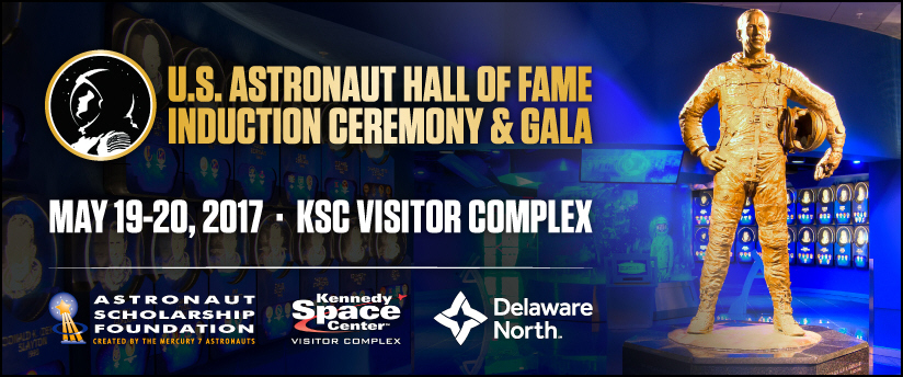 U.S. Astronaut Hall of Fame® to Welcome Michael Foale and Ellen Ochoa