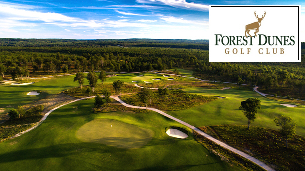 Experience Golf's Most Innovative Stay and Play Package - The Loop Reversible Course at Forest Dunes