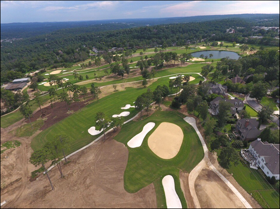 Renovation at Vestavia Country Club Taking Shape