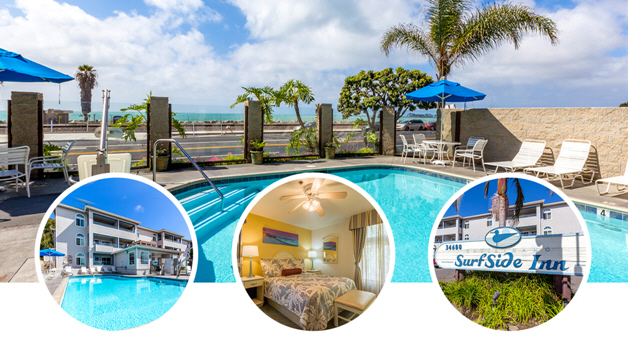 Grand Pacific Resorts Welcomes Capistrano Surfside Inn
