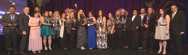 Grand Pacific Resorts Honors the 'BE EPIC Champions of the Year' at their 18th Annual Best of the Best Gala