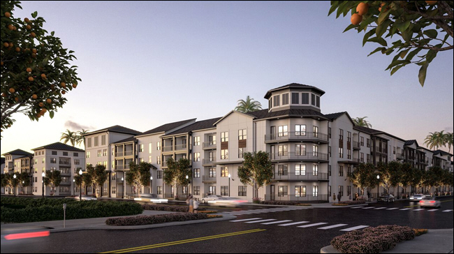 Greystar Announces The Grand Opening Of Elan Rosemary Apartments In