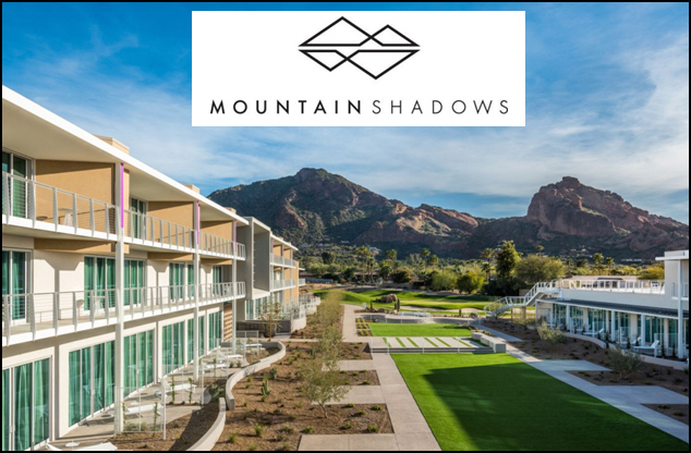 Mountain Shadows Resort in Paradise Valley Now Open