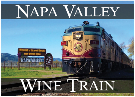 The Napa Valley Wine Train Expands Quattro Vino Tour to Three New Journeys