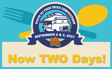 The Taste NY Food Truck Competition Expands to Two Days for 2017 Great New York State Fair