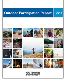 Outdoor Foundation: Outdoor Participation Rate Reaches 48.8%