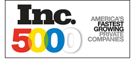 The Rainmaker Group Ranks on Inc. 5000 List of America's Fastest-growing Private Companies for Seventh Consecutive Year
