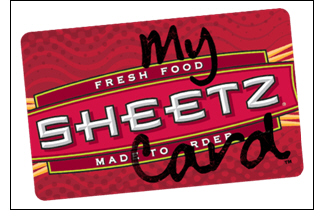 Bigger, Better, Sheetzier Loyalty Card Launches