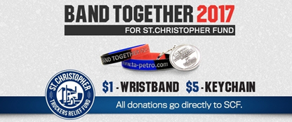 TravelCenters of America Teams up Once Again with St. Christopher Fund for Annual Band Together Campaign