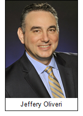 Jeffery Oliveri Named Vice President of Food and Beverage for Live! Casino & Hotel