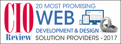Vizergy® Receives Recognition as Top Web Development and Design Solution Provider